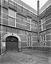gedeelte gevel binnenplaats - delft - 20049165 - rce