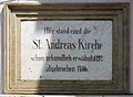 Gedenktafel Kornplatz 4b (Bozen) St Andreas Kirche.jpg