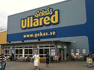 Gekås - Image: Gekås Ullared
