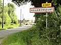 Gellenoncourt (M-et-M) city limit sign.jpg