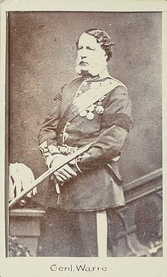 Henry Warre - General Warre about 1860