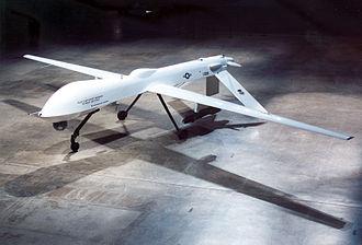 General Atomics MQ-1 Predator - RQ-1A Predator