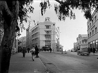 Generali Building - Generali Building, circa 1935–1946.