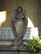 Genova-Cimitero di Staglieno-Angelo di Monteverde-DSCF9029.JPG