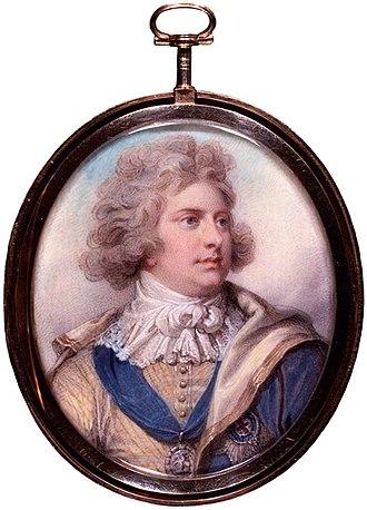 1792 in art - Image: George IV1792