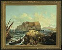 George Loring Brown - Castello dell'Ovo, Bay of Naples - 47.1196 - Museum of Fine Arts.jpg