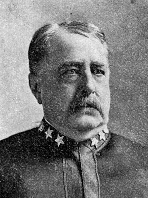 George Brown (admiral) - Image: Georgebrownindiana