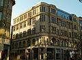 Georgstraße 22 Ecke Große Packhofstraße Hannover ehemaliges Haus Sprengel Vorläufer Dr. Buhmann Schule heute ohne Turm denkmalgeschützt und nach Fassadensanierung.jpg