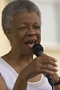 Germaine Bazzle W George French at Algiers Riverfront Fest.jpg