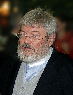 Geza Szőcs (poet) - Transylvanian Hungarian politician.jpg