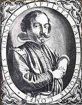 Poet Alexander Montgomerie