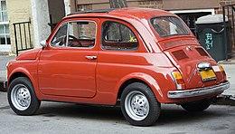 Fiat Nuova 500 Giannini Wikipedia