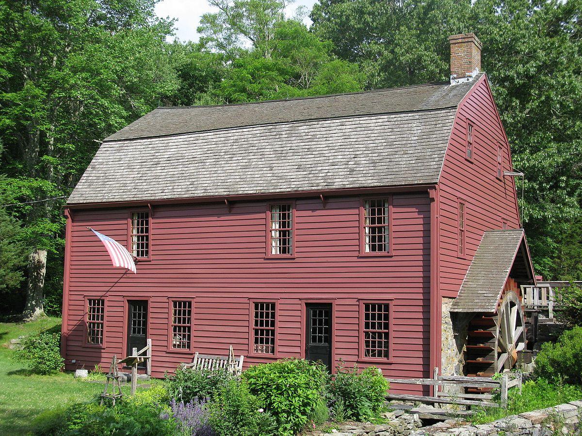 Gilbert Stuart Birthplace - Wikipedia