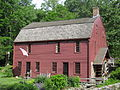 Gilbert Stuart Birthplace southern exposure.JPG
