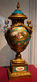 Gilded and painted Sevres porcelain vase with bronze adornments.jpg