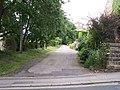 Ginnel from Church Street to Coward Drive, Oughtibridge - geograph.org.uk - 1293021.jpg