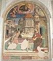 Giovanni Santi (attr.), Annunciazione e Padre Eterno.jpg
