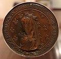 Giovanni filangieri da candida, medaglia di massimiliano I d'austria e di maria di borgogna, 1479, 02.jpg