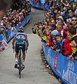 Giro d'Italia 2012, mortirolo 100 laatste 50m (17598942398).jpg
