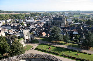 Gisors Commune in Normandy, France