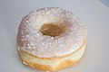 Glazed wedding doughnut (15273067290).jpg
