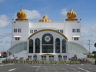 Glenwood, New South Wales - Gurdwara Sahib Sikh temple