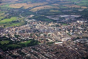 Gloucester and its cathedral - geograph.org.uk - 1454853.jpg
