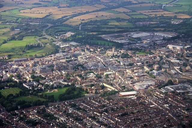 Gloucester and its cathedral