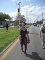 Goodchildren parade Mime camera.JPG