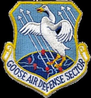 Goose Air Defense Sector
