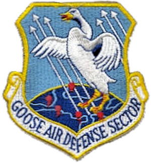 Goose Air Defense Sector - Image: Goose Air Defense Sector Emblem