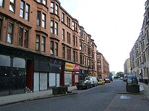Govan - Govan street scene
