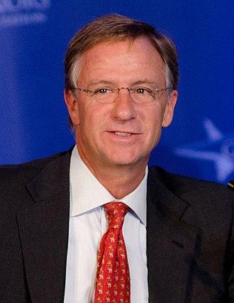 Bill Haslam - Image: Governor Bill Haslam crop