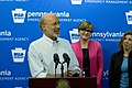 Governor Wolf and PEMA Director Rick Flinn Give Briefing on Hurricane Joaquin (21682091480).jpg