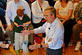 Governor of Florida Jeb Bush, Announcement Tour and Town Hall, Adams Opera House, Derry, New Hampshire by Michael Vadon 28.jpg