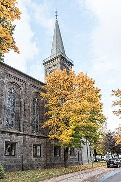 Grünberg, An der Stadtkirche 1, Stadtkirche-20161020-002.jpg
