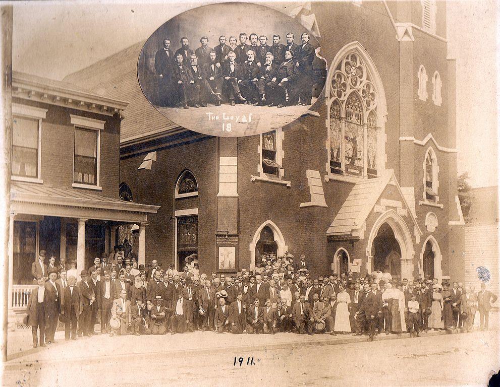 Grace United Methodist Church Connersville Indiana Food Bank