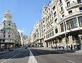 Gran Via in Madrid, Spain (15547054902).jpg
