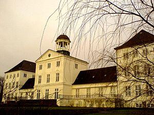 Johann Gottfried Rosenberg - Image: Grasten Slot