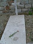 Grave of Jerzy Fedyna at Polish Cemetery in Monte Cassino.jpg