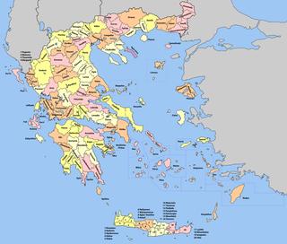 Provinces of Greece