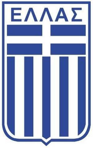 Greece national basketball team - Greek national basketball team of 1987 logo