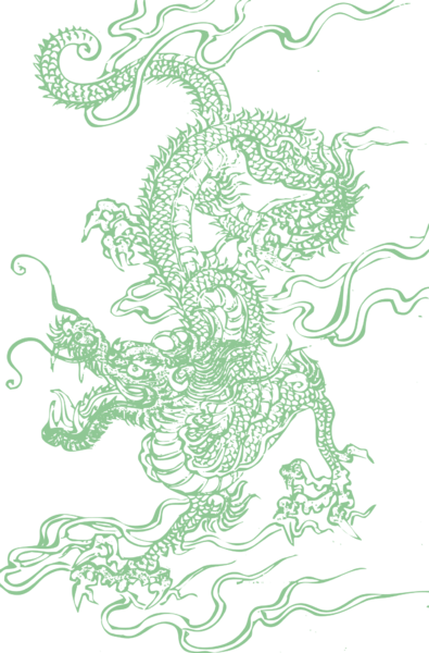 File:Green Chinese dragon.PNG