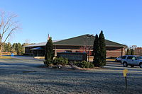 Green Oak Township Hall Michigan.JPG