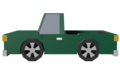 Green truck low polygon animation.png