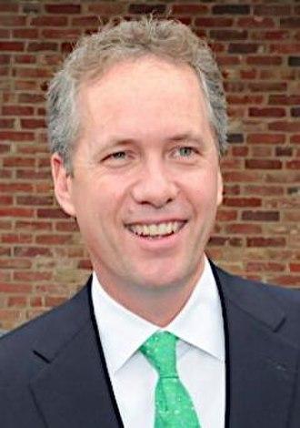 2010 Louisville mayoral election - Image: Greg Fischer