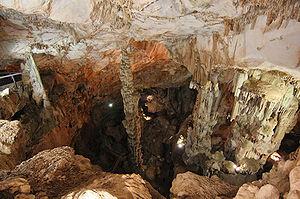 Grotta di Ispinigoli - Image: Grotta di ispinigoli