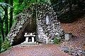 Grotte mariale de Lévaud Sallanches.jpg