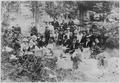 Group, mostly white people. (picnic) Taken by Henry Haldane in British Columbia. - NARA - 297645.tif