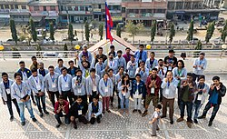 Group Photo of Wikicamp Nepal 2018-5083.jpg